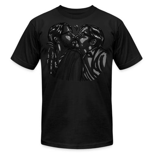 doublechris2 - Unisex Jersey T-Shirt by Bella + Canvas