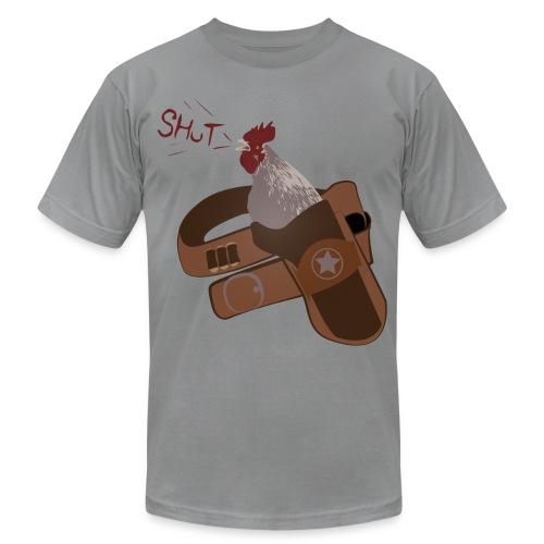 RoosterHolster - Unisex Jersey T-Shirt by Bella + Canvas
