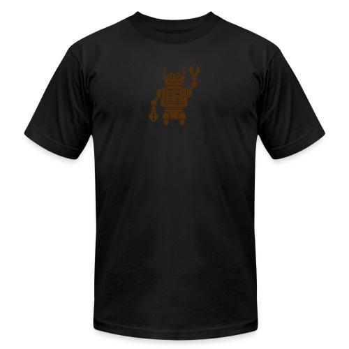 Robot 1 - Unisex Jersey T-Shirt by Bella + Canvas