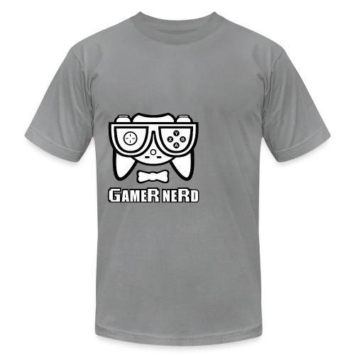 Nerds - Gamer Nerd SD - Unisex Jersey T-Shirt by Bella + Canvas