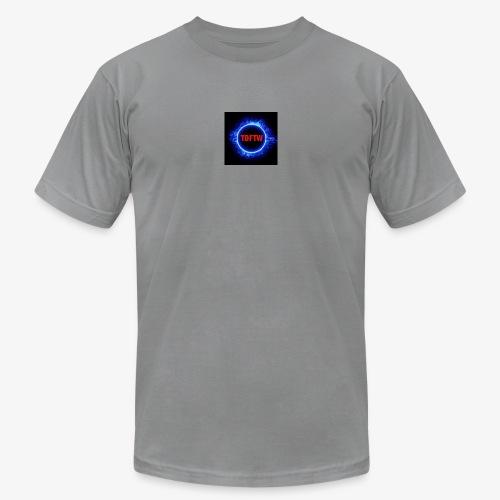 Men's hoodie - Unisex Jersey T-Shirt by Bella + Canvas