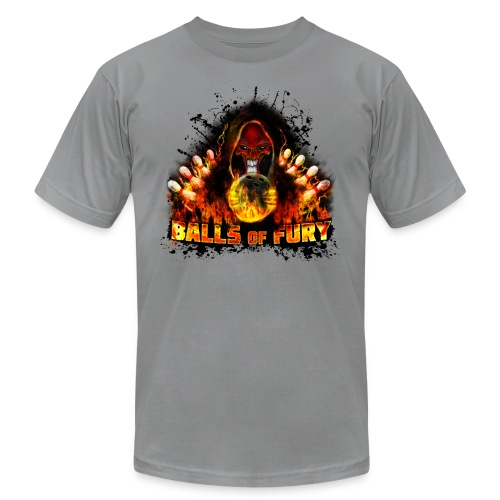 Balls of Fury - Unisex Jersey T-Shirt by Bella + Canvas