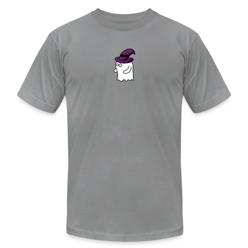 Little Ghost - Unisex Jersey T-Shirt by Bella + Canvas