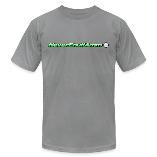 NEA Logo 2 - Unisex Jersey T-Shirt by Bella + Canvas