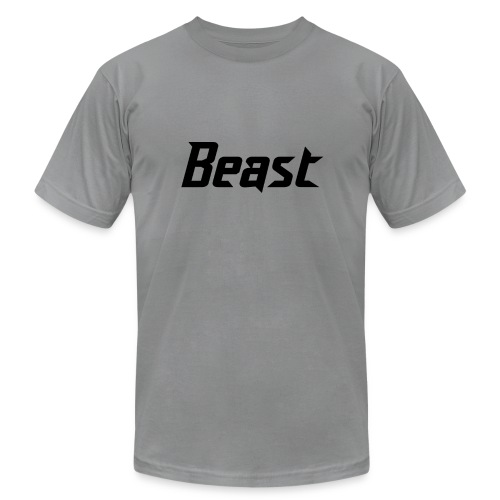 BEAST - Unisex Jersey T-Shirt by Bella + Canvas