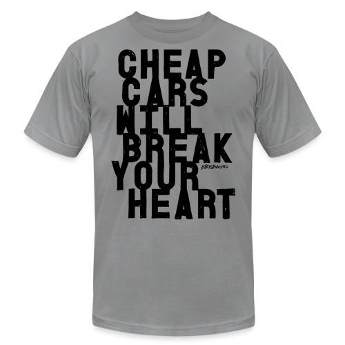 Cheap car - Unisex Jersey T-Shirt by Bella + Canvas