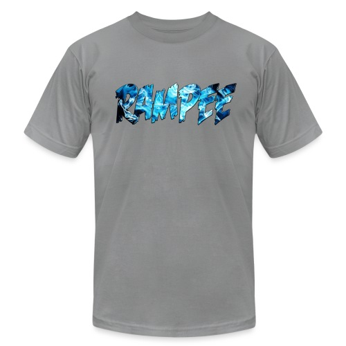 Blue Ice - Unisex Jersey T-Shirt by Bella + Canvas