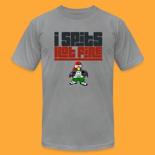 I Spits Hot Fire - Men's  Jersey T-Shirt