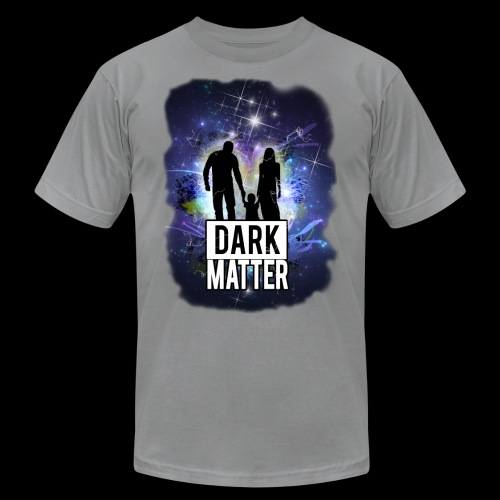 Dark Matter - Unisex Jersey T-Shirt by Bella + Canvas