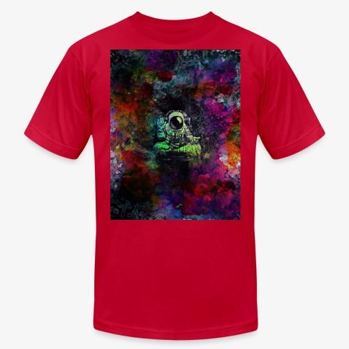 Astronaut - Unisex Jersey T-Shirt by Bella + Canvas