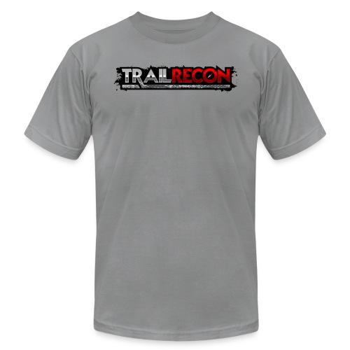 TrailRecon Logo - Men's  Jersey T-Shirt