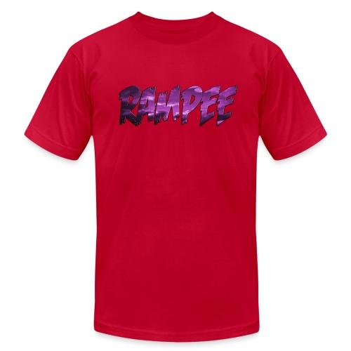 Purple Cloud Rampee - Men's Jersey T-Shirt