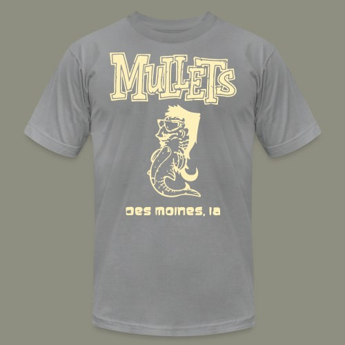 Mullets Color Series - Men's Jersey T-Shirt