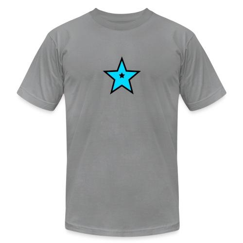 New Star Logo Merchandise - Unisex Jersey T-Shirt by Bella + Canvas