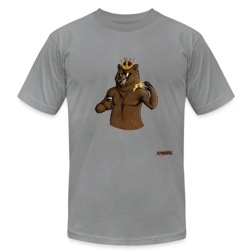 str8griz namego - Unisex Jersey T-Shirt by Bella + Canvas
