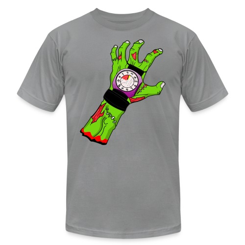 Altitude Zombie! - Unisex Jersey T-Shirt by Bella + Canvas