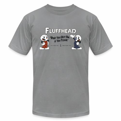 Fulffhead - Unisex Jersey T-Shirt by Bella + Canvas