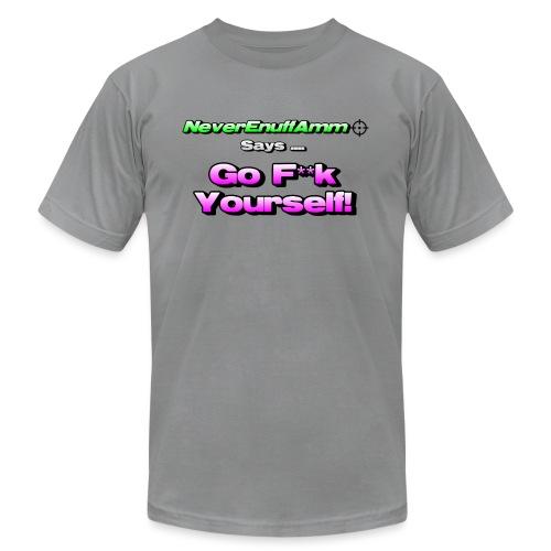 NEA GFY - Unisex Jersey T-Shirt by Bella + Canvas