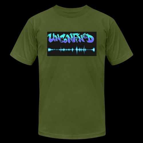 unconfined design1 - Unisex Jersey T-Shirt by Bella + Canvas