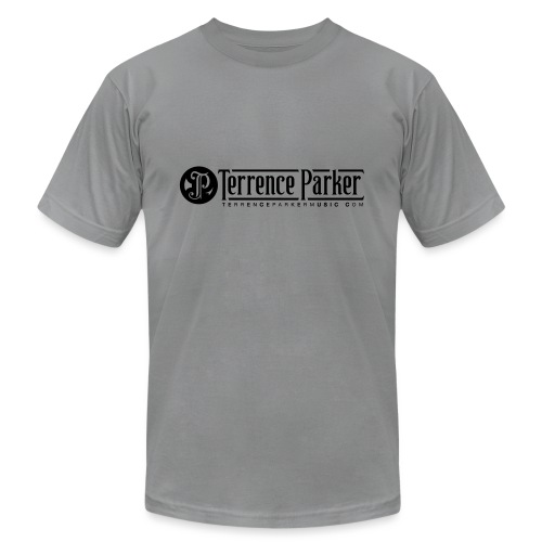 TERRENCE PARKER LOGO - Unisex Jersey T-Shirt by Bella + Canvas