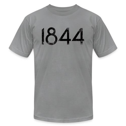 1844 logo - Unisex Jersey T-Shirt by Bella + Canvas