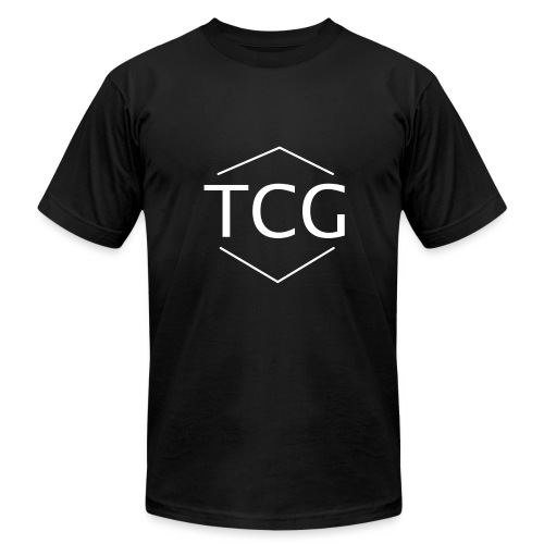 Simple Tcg hoodie - Unisex Jersey T-Shirt by Bella + Canvas