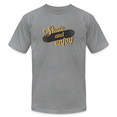 Skate And Enjoy - Men's Jersey T-Shirt