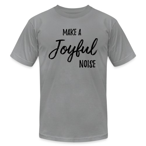joyfulnoise2 - Unisex Jersey T-Shirt by Bella + Canvas