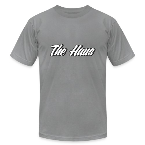 The Haus Logo - Unisex Jersey T-Shirt by Bella + Canvas