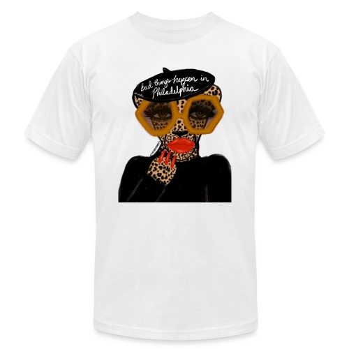 Philadelphia - Unisex Jersey T-Shirt by Bella + Canvas