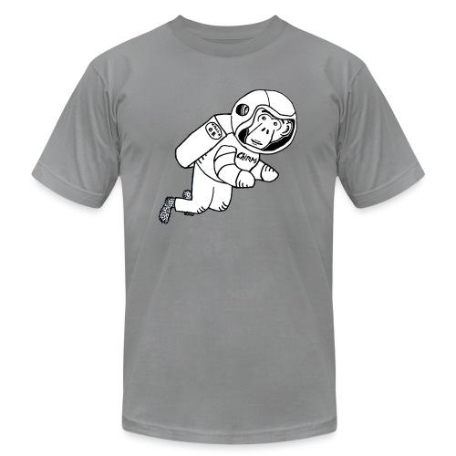 Spacesuit Chimpo - Unisex Jersey T-Shirt by Bella + Canvas
