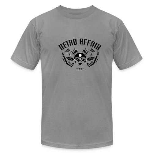 Retro Pipes - Men's  Jersey T-Shirt