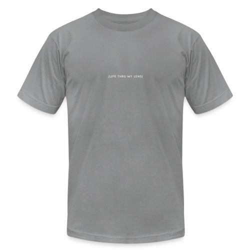 Life Thru My lens - Men's Jersey T-Shirt