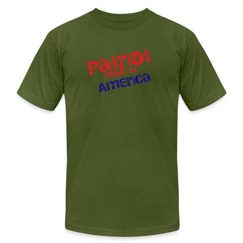 Patriot mug - Men's Jersey T-Shirt