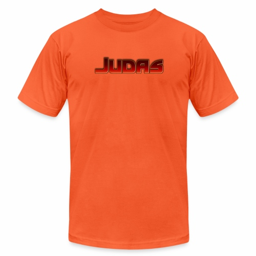 Judas - Unisex Jersey T-Shirt by Bella + Canvas