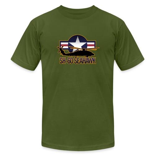 SH 60 sil jeffhobrath MUG - Men's Jersey T-Shirt