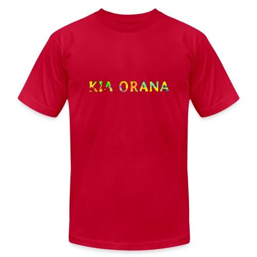 kia orana - Unisex Jersey T-Shirt by Bella + Canvas