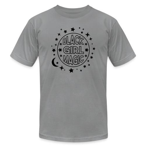 Black girl magic - Unisex Jersey T-Shirt by Bella + Canvas