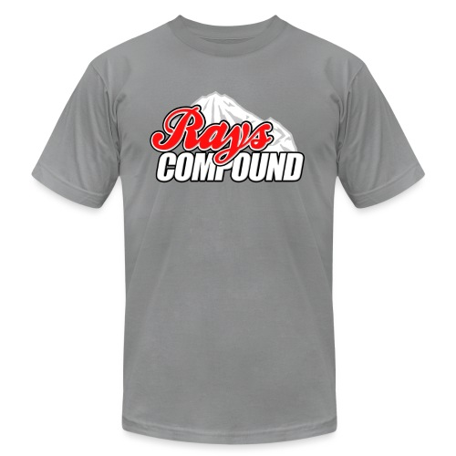 Rays Compound - Unisex Jersey T-Shirt by Bella + Canvas