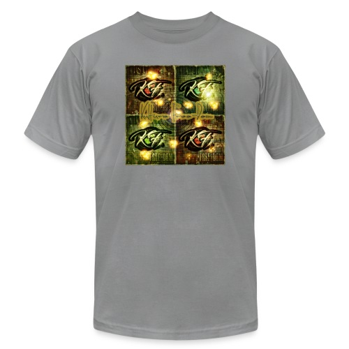 KFree Signature cosmic art - Unisex Jersey T-Shirt by Bella + Canvas