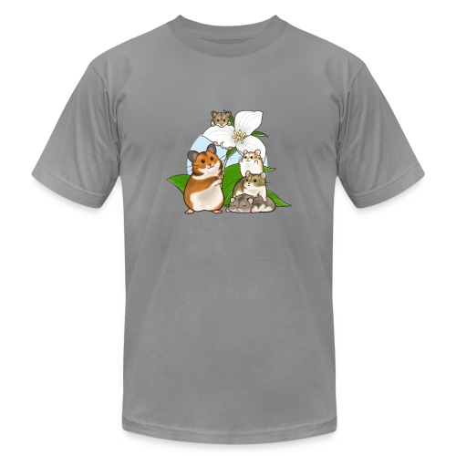 Ontario Hamster Club - Unisex Jersey T-Shirt by Bella + Canvas
