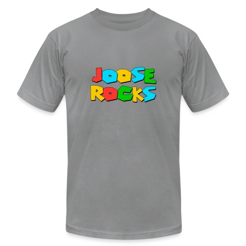 Super Joose Rocks - Unisex Jersey T-Shirt by Bella + Canvas