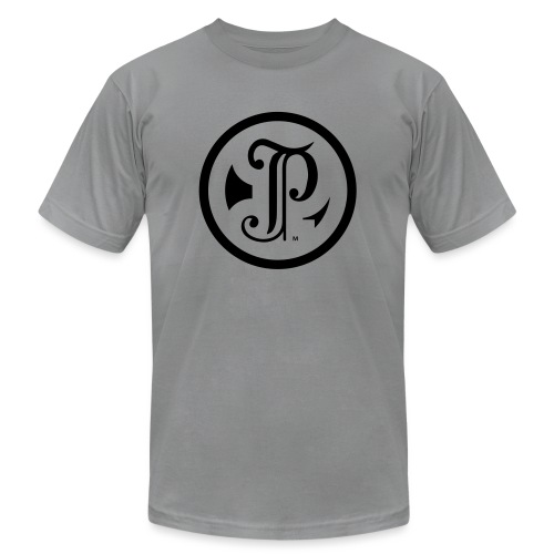 TP Logo - Unisex Jersey T-Shirt by Bella + Canvas