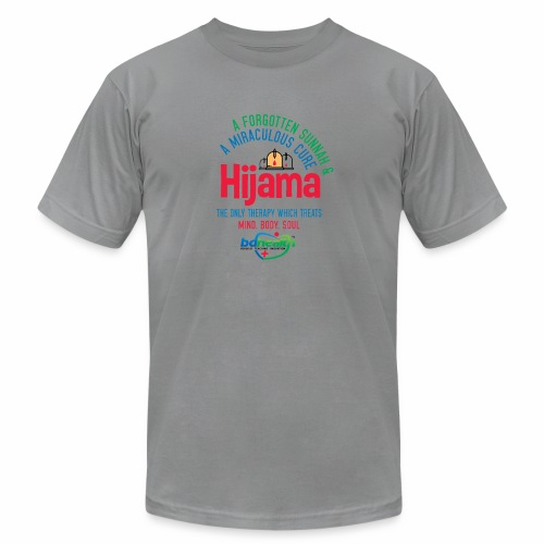 Hijama/Cupping/ Cupping therapy/ BD Health - Unisex Jersey T-Shirt by Bella + Canvas
