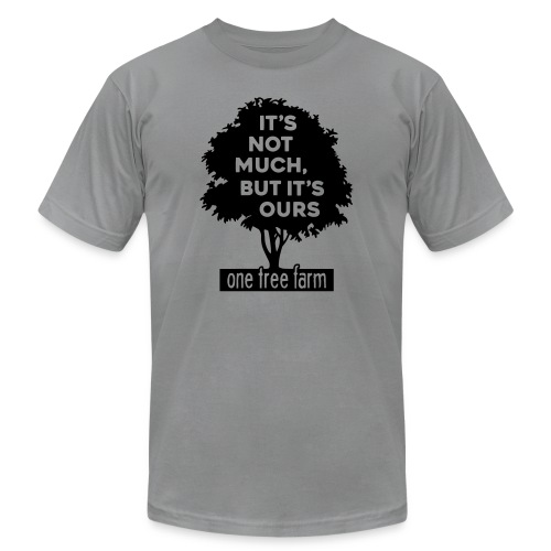 onetree - Unisex Jersey T-Shirt by Bella + Canvas