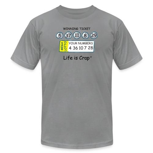 lic670 lotto b - Men's Jersey T-Shirt