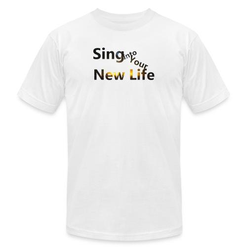 Sing in Brown - Men's  Jersey T-Shirt