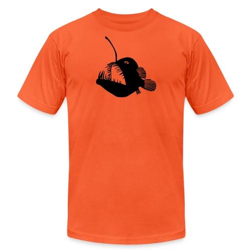 anglerfish frogfish sea devil deep sea angler - Unisex Jersey T-Shirt by Bella + Canvas