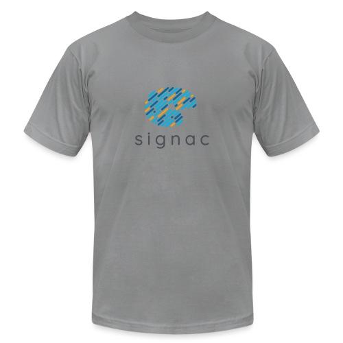 signac - Unisex Jersey T-Shirt by Bella + Canvas