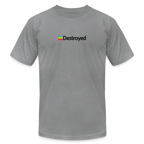 Polaroid Destroyed - Men's  Jersey T-Shirt